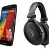 Ofertas de Amazon: Moto G (segunda generación) por $ 149 desbloqueado, Sennheiser HD 380 Pro auriculares para $ 99