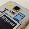 Triunfos Samsung Galaxy S5 en las pruebas de la vida de la batería