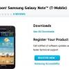 Samsung Galaxy Note 2 ya está disponible para pre-orden desde Mobilicity, Fecha de lanzamiento del 30 de octubre