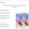 AT & T, Verizon, T-Mobile, Sprint y US Cellular Will All Presente El Samsung Galaxy S6 y S6 Edge