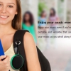 Encaja: Altavoz Bluetooth MiiShower solamente $ 24.99!