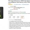 Deal: tarjetas de memoria PNY son hasta un 60% de descuento en Amazon hoy