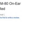 Deal: Auriculares V-MODA On-Ear ($ 150 fuera), Beats Solo 2 En la oreja los auriculares ($ 40 fuera) y más