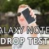Caída de tiempo de prueba! Galaxy Note 2 - va a romper o va a rebotar?
