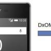 DxOMark Ranks Cámara El Sony Xperia de Z5 como el mejor en un smartphone embargo,