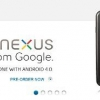 Galaxy Nexus Llegando 8 de diciembre en Canadá