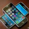 Las ventas de fin de semana de lanzamiento del Galaxy S5 rivalizaban del iPhone - datos minoristas