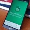 Google Hojas actualización añade nuevas funcionalidades, mientras que la unidad recibe acciones