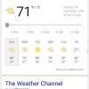 Google Mobile Search Añade diez días Clima