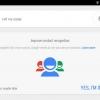 Google ahora pone tarjetas Olimpiadas y nuevos comandos