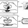 """Patente de Google detalla un sistema en el que los usuarios de cristal podrían """"como"""" objetos usando gestos con las manos"""