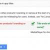 Google actualiza directrices título app para aclaraciones sobre nombramiento de aplicaciones de terceros