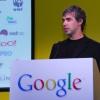 Larry Page rumorea que perder Google I / O, debido a problemas de salud relacionados con la voz