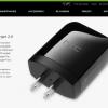 HTC Cargador rápido 2.0 es 40% más rápido, muy pronto