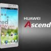 6,1 pulgadas Ascend Mate Huawei se compara con Ascend D2 en imágenes