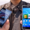 Sony Xperia Z2 vs Xperia Z1: Comparación Display (MWC 2014)