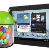 Samsung lanza actualización de Jelly Bean para WiFi Galaxy Tab 2 7.0 ICS para el Galaxy Tab WiFi 8.9