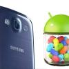 Jelly Bean de dirigirse a la galaxia S3 de O2, Vodafone para impulsar la actualización a cabo Lunes