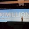 30 millones de unidades Galaxy S3 'Just' venden Samsung dice, mismo número que a principios de noviembre?