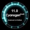 CyanogenMod basada KitKat 11,0 M1 construye ahora disponible para dispositivos Nexus