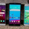LG G4 v Galaxy S6 Edge v Huawei P8: Pregúntenos cualquier cosa!