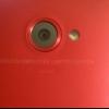 Edición limitada de ADN Droid HTC vio en la naturaleza, viene en color rojo fuego