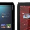 Motorola XOOM 2 Encima para rebranding como DROID Xyboard en Verizon