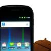 Nexus S para recibir ICS actualización Pronto?