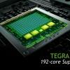 Nvidia anuncia chips Tegra de próxima generación K1, cuenta con 192 núcleos GPU Kepler