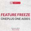 """OnePlus Uno ha llegado a la etapa """"Función Freeze"""" del desarrollo, prototipo en pruebas"""