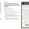 Sólo $ 100 para Verizon, Sprint y AT & T Galaxy S3? Consíguelo en Amazon