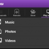 Actualizaciones Roku APP para permitir streaming de medios de comunicación locales