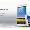 Huawei está crazy- oficialmente el Ascend casamata de 6,1 pulgadas ha llegado