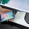 Samsung anuncia monitores con construido en la carga inalámbrica de teléfonos inteligentes
