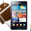 Samsung Canadá lanza Ice Cream Sandwich a los teléfonos y tabletas Galaxy