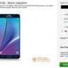 Samsung Galaxy Note 5 Y S6 Edge + Ahora disponible en AT & T por $ 740 y $ 815 recibe $ 300 en Bill crédito en determinadas condiciones
