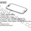(Galaxy S3?) Boceto Samsung GT-i9300 y especificaciones reveladas