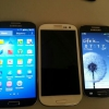 Samsung Galaxy S4 Mini vio en la naturaleza