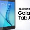 Samsung Galaxy Tab Una anunció en Rusia
