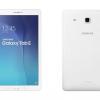 Samsung Galaxy Tab E oficial, embalaje relativamente especificaciones de gama baja