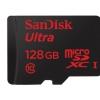 SanDisk microSD ahora puede almacenar 128 GB de su música, vídeos y fotos