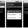 Controlador Sixaxis permite que los usuarios de Android para jugar con los controladores de PS3 de forma inalámbrica