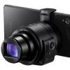 Sony anuncia lentes de cámara acoplable QX1 y QX30
