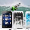 Sony Ericsson y Billabong socio para un activo de la edición especial Xperia