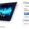 Sony Xperia Tablet S sale a la venta en el Reino Unido, el modelo de 64 GB Wi-Fi sólo está disponible en los EE.UU.