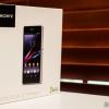 Sony Xperia Z1 unboxing Compacto y primeras impresiones