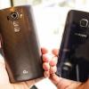 Spec-hoja escaramuza: LG G4 vs la competencia