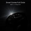 Impresionante LG G Reloj R anunció por delante de IFA!