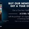 Netflix Promoción de T-Mobile para el Galaxy S6 va en directo, se aplica a los dispositivos Comprado entre hoy y el 12 de abril