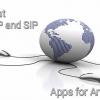 Los mejores VoIP y SIP aplicaciones para Android!